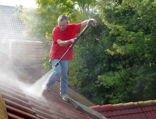 The Dangers of Standing and Walking On Your Roof!