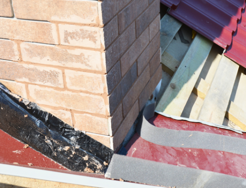 Fall Roofing Schedule – Check and Replace Flashing!