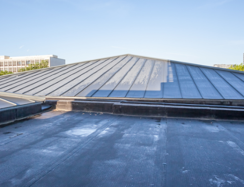 Is Your Commercial Building's Flat Roof Draining Correctly?
